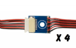 DCC Concepts DCC-MC8.1 Micro Harness 8 Way (4)